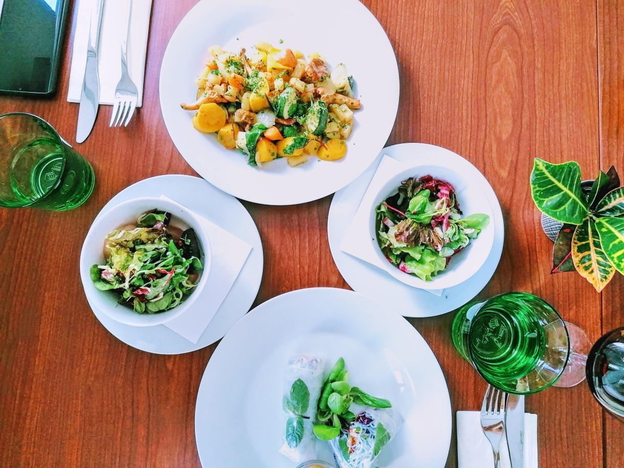 Vegan essen Wien